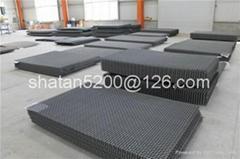 Mining screen cloth