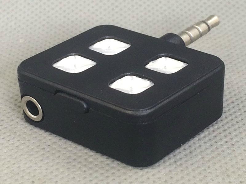 自拍LED補光燈 4