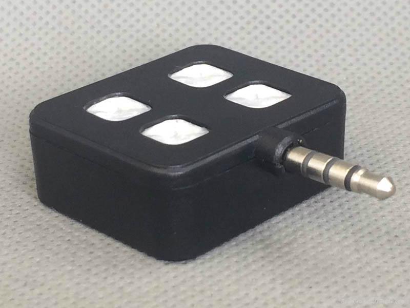 自拍LED補光燈 5