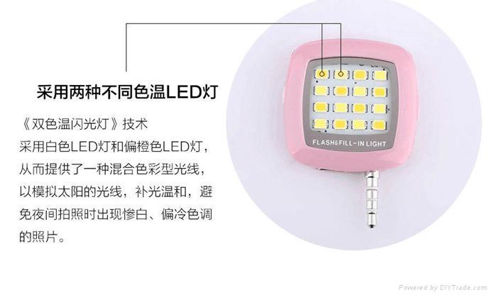手機外置閃光燈 4