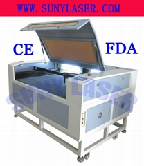 Quality Ensured CO2 plywood Laser Cutting Machine with CE and FDA