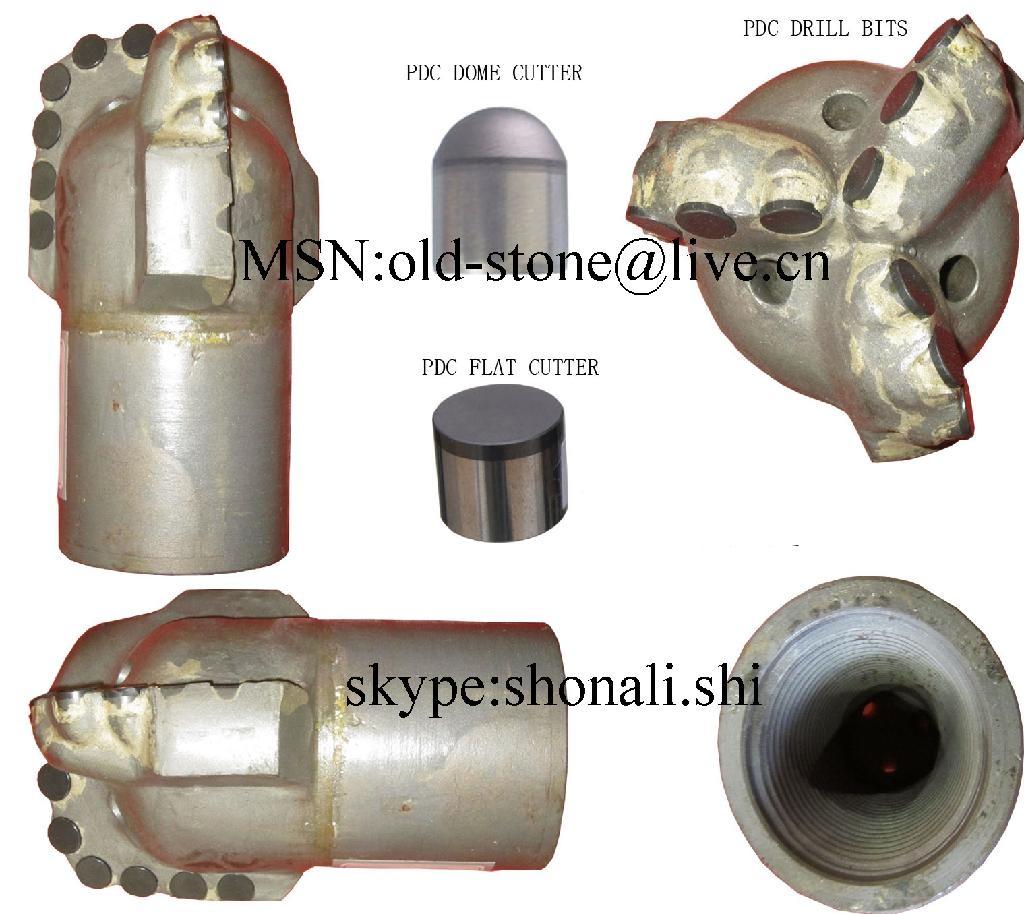 PDC drill bits 2