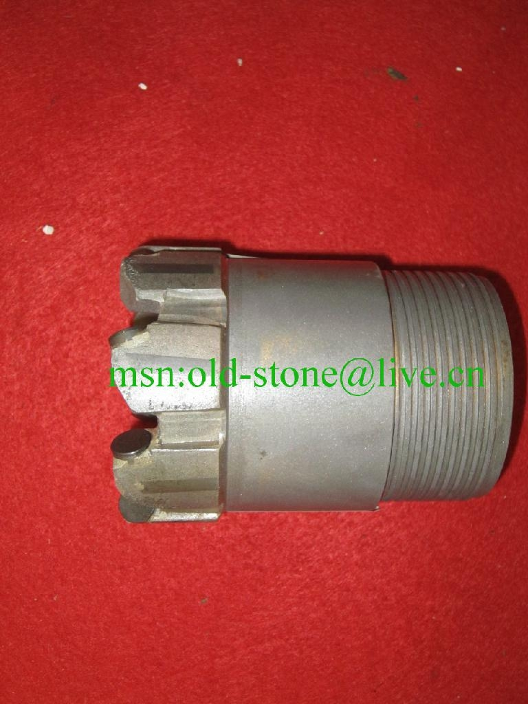 PDC coring bits For Geological Exploration Mining works 2