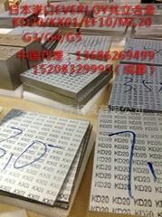 日本鎢鋼KD20硬質合金
