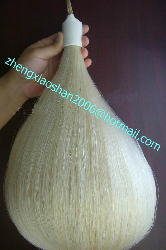 Natural loop horse tail extensions for sale 1