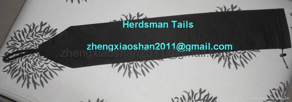 Handmade false horse tail bags for false tails protection 5