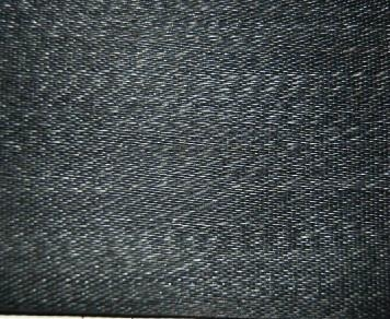 """23-27"""" upholstery horse hair fabric with black satin plaine weave design  1"""