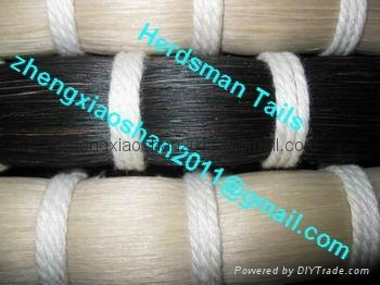 100% real horse tail hairs for hot selling online 2