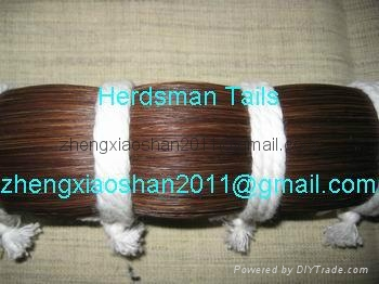 100% real horse tail hairs for hot selling online 4
