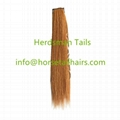 """12-15"""" horse forelock extensions and false horse forelocks made of mane hairs 4"""