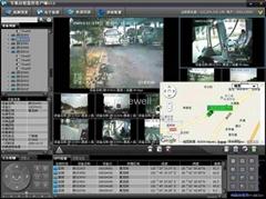 實時移動車載監控視頻硬盤錄像機