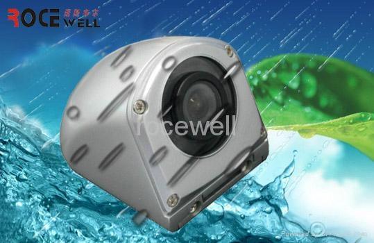 540 TVL 12VDC NTSC weatherproof infrared spectrum demo color CCTV sony CCD camer 1