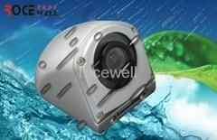 540 TVL 12VDC NTSC weatherproof infrared spectrum demo color CCTV sony CCD camer