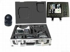 3G+GPS realtime remote wireless track car monitor mobile DVR