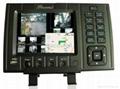3G+GPS realtime remote wireless track car monitor mobile DVR 2