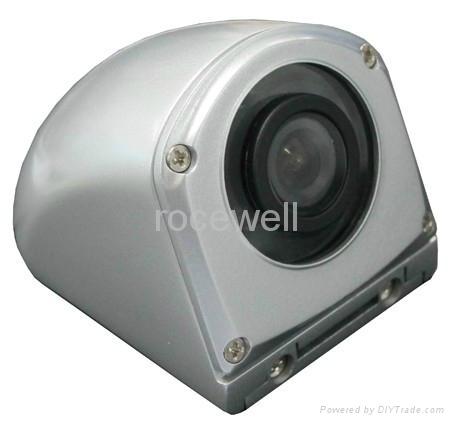 540 TVL 12VDC NTSC weatherproof infrared spectrum demo color CCTV sony CCD camer 4