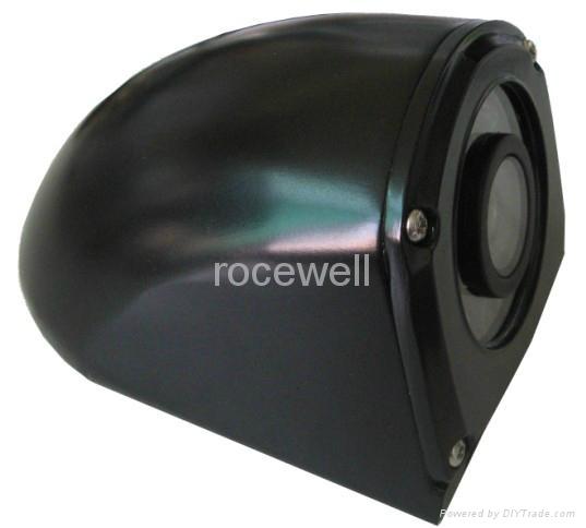 540 TVL 12VDC NTSC weatherproof infrared spectrum demo color CCTV sony CCD camer 5