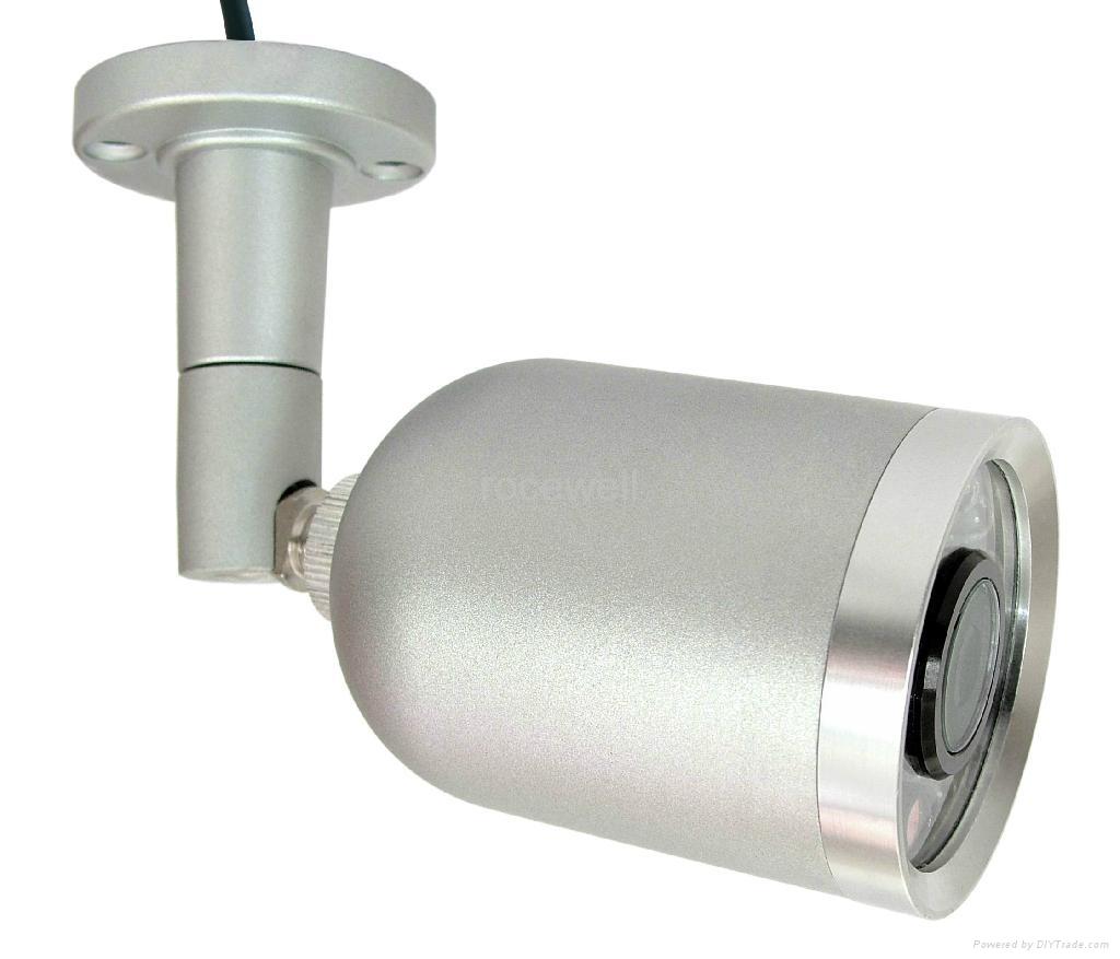 IR color underwater waterproof sony video camera 4