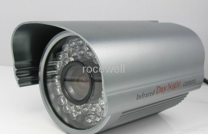Rocewell IR Color Web network high definition IP camera 5