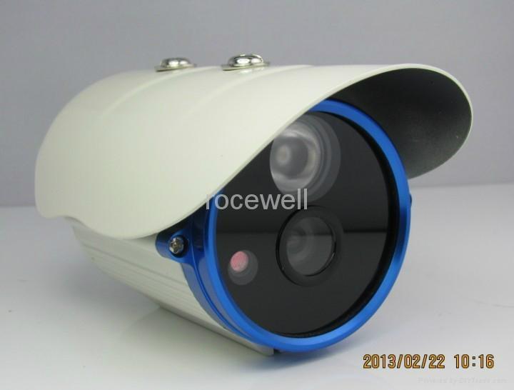 Waterproof  IR Network ONline Color Security CCD CMOS IP Camera 3
