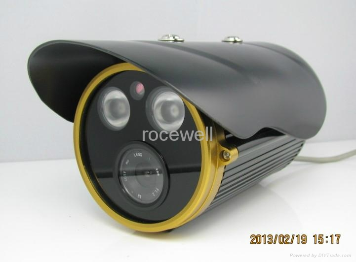 Color Waterproof  IR Network ONline Security CCD CMOS IP Camera 3
