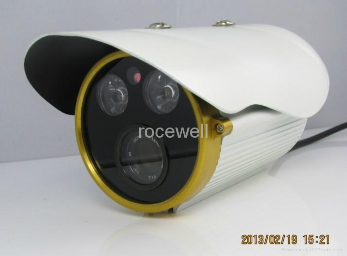 Color Waterproof  IR Network ONline Security CCD CMOS IP Camera 5