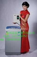 5.5公斤透明全铜全自动投币洗衣机