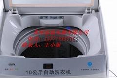 海丫10公斤大容量投币洗被机