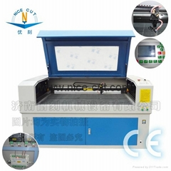 NC-C1390 CO2 laser engraving and cutting machine