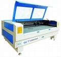 SCT-D1612 Double head laser cutting