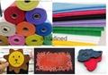 SCT-F1810 auto-feeding fabric laser cutting machine 2