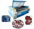 SCT-F1810 auto-feeding fabric laser cutting machine 1