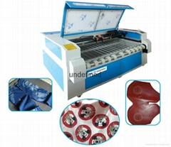 SCT-F1810 auto-feeding fabric laser cutting machine