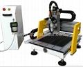 SCT-A4040 desktop wood metal engraving