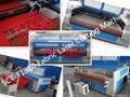 SCT-F1810 auto-feeding fabric laser cutting machine 3