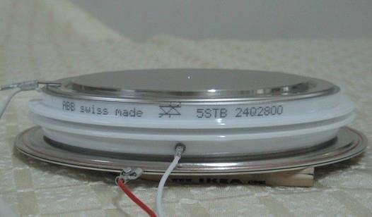 ABB進口的晶閘管5STP16F2601 3