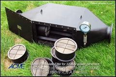 柴油机尾气治理装置