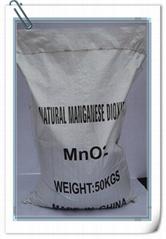 天然二氧化锰