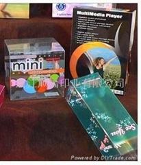 廠家供應優質pvc塑料包裝盒