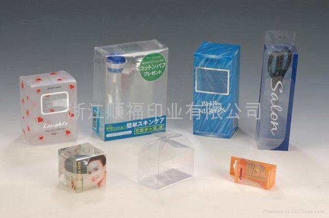 廠家供應優質pvc塑料包裝盒  5