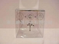 pvc透明香水盒 2