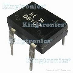 Kingtronics Kt bridge rectifier DB105S