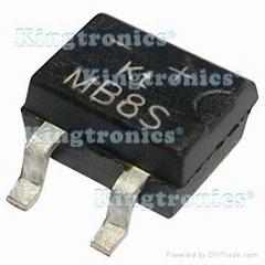 Kingtronics Kt bridge rectifier MB8S