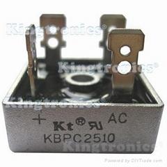 Kingtronics Kt bridge rectifier KBPC2510