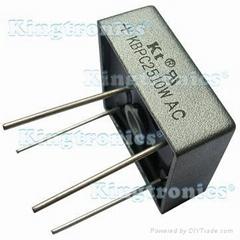 Kingtronics Kt bridge rectifier KBPC2510W