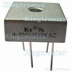 Kingtronics Kt bridge rectifier KBPC3510W