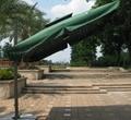 羅馬傘高檔遮陽傘戶外傘送大理石底座 4