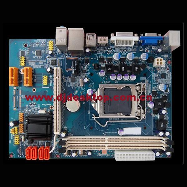 LGA1155 Motherboard support Core i3 i5 i7 processors 1
