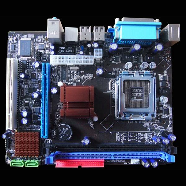 Motherboard LGA1366  1