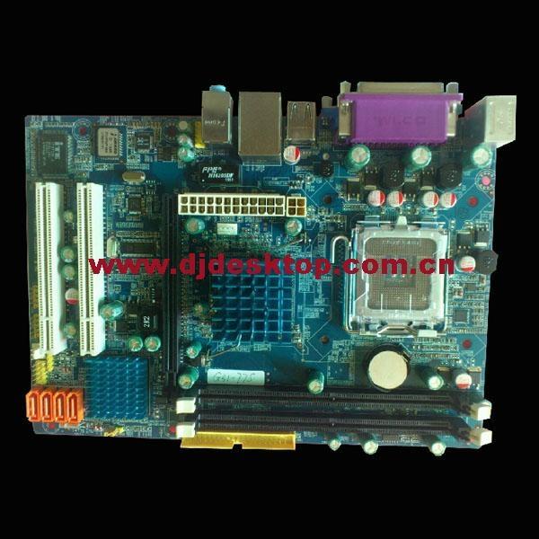computer motherboard G31 socket 775 1